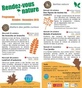 Flyer Rdv Nature 2sem15 Entier_mail